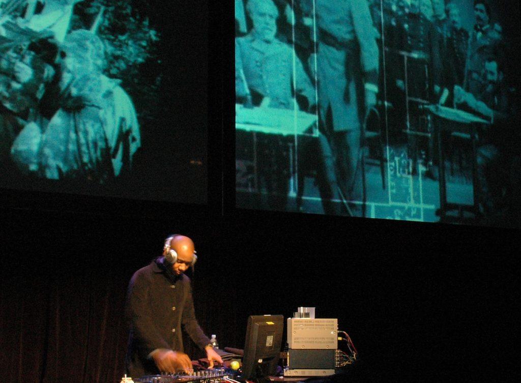 Paul Miller (DJ Spooky)